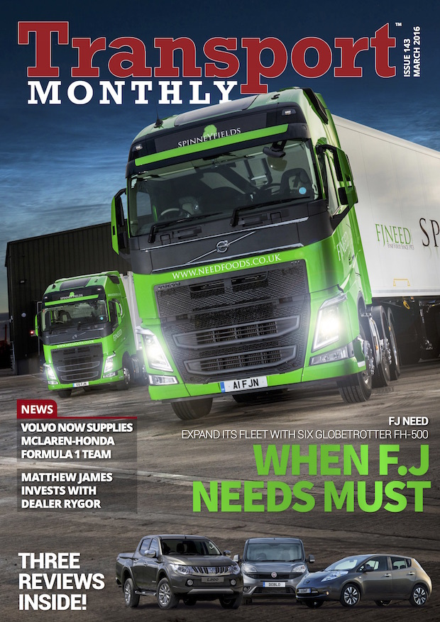 Transport Monthly Issue 143