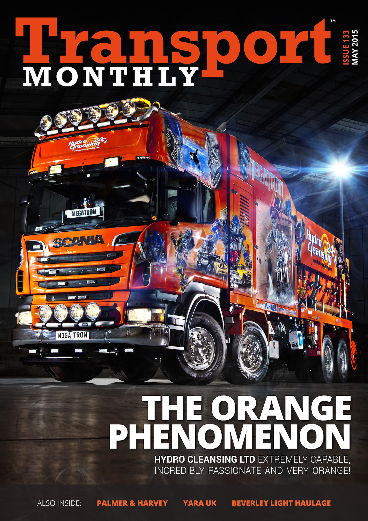 Transport Monthly Issue 133