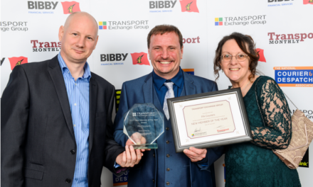 Transport Awards 2017 Round Up