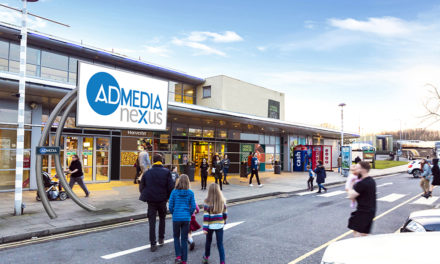 Admedia Nexus Goes Live – The First Large Format Digital Network Connecting the UK's Top 20 Conurbations