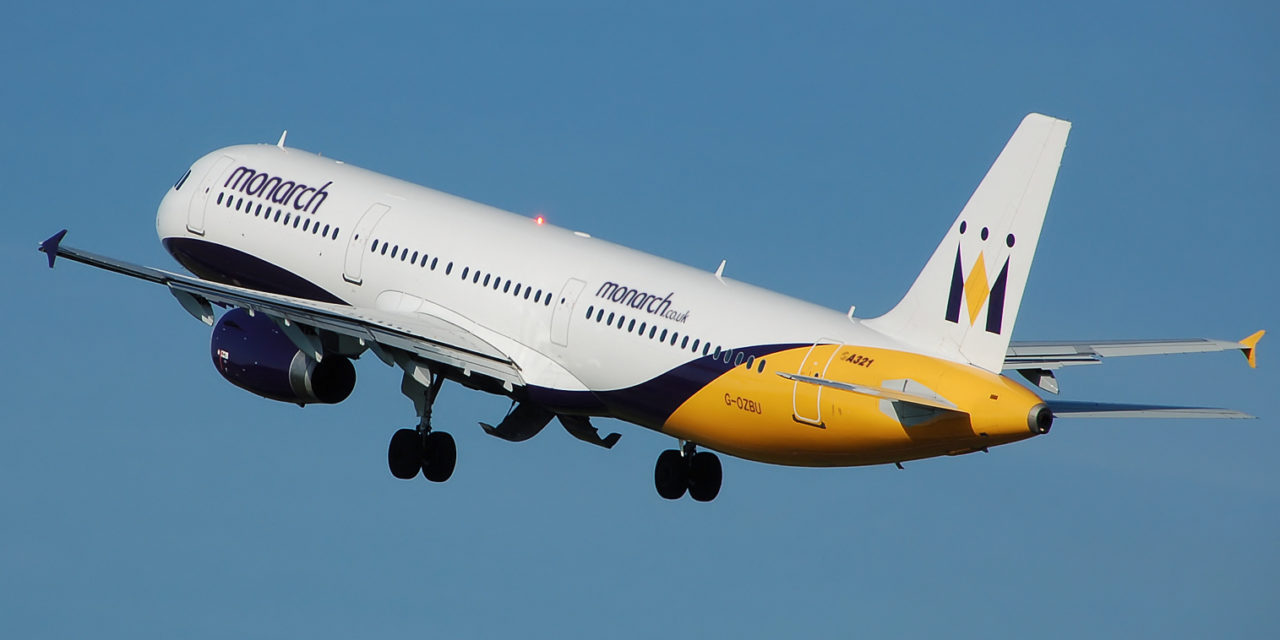 Administrators appointed to Monarch Airlines Limited and Monarch Travel Group Limited