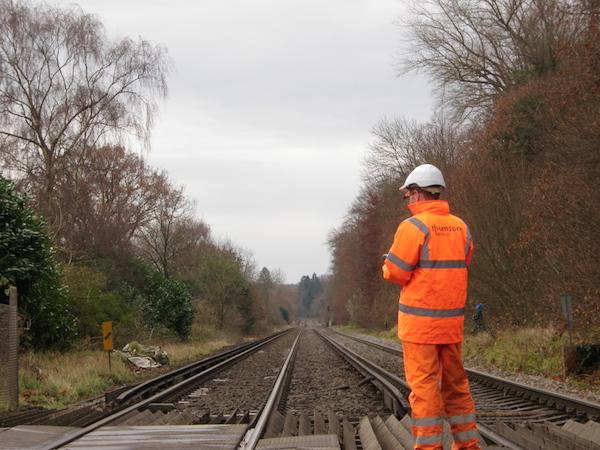 Raising awareness of biodiversity on Britain's railways
