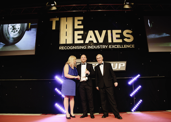 Nooteboom receives Heavies Award for 'Innovation of the Year 2018'