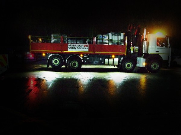 Labcraft shines the light for M Group Services Plant & Fleet Solutions