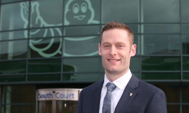 Chirs Smith unveiled as Managing Director of Michelin UK