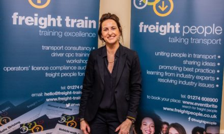 Successful forum for people in transport is launched by Bradford freight company