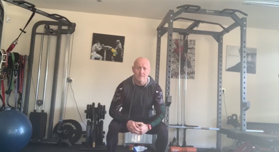 Rygor Challenges the Transport Industry to the 'Bring Sally Up' Squat Challenge