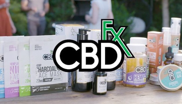 Walker Logistics expect rapid UK growth for CBDfx hemp products