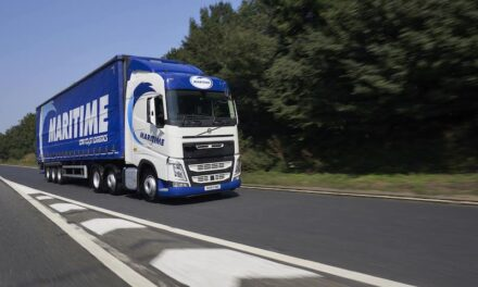 Maritime drives distribution performance with 150 more trailers