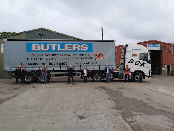 Family owned Kent logistics firm joins Fortec Distribution Network