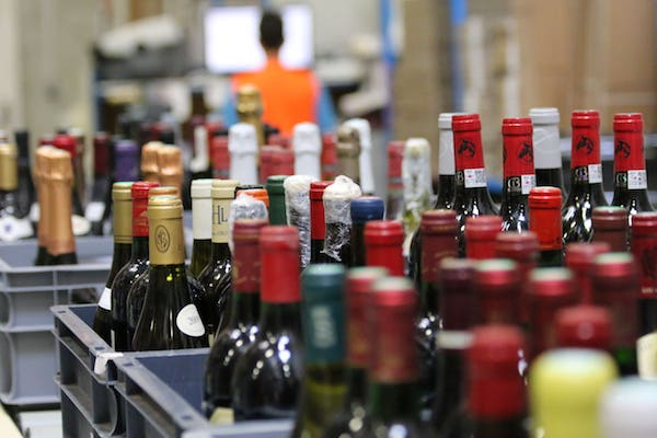 ASTRE launches a new logistics service dedicated to wines and spirits