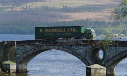 Mandata TMS blends well for Scottish whisky transporter