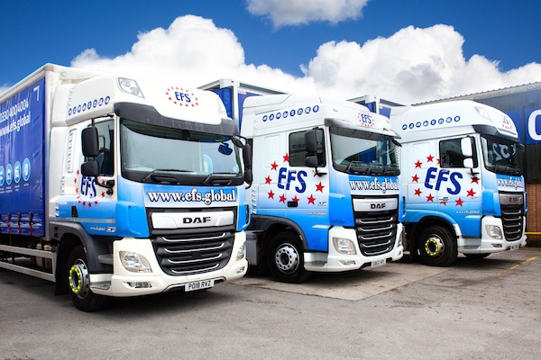 BURNLEY HAULAGE FIRM GROWS BUSINESS DURING LOCKDOWN