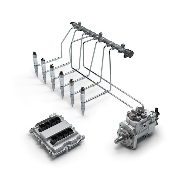Bosch and Weichai Power increase efficiency of Weichai truck diesel engines to 50 percent