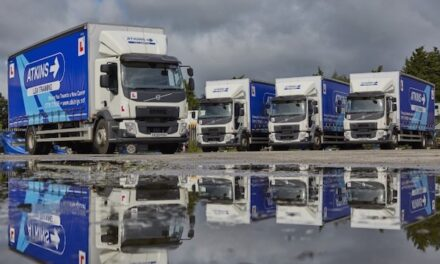 VOLVO CHOSEN FOR ATKINS LGV TRAINING'S FIRST NEW TRUCKS