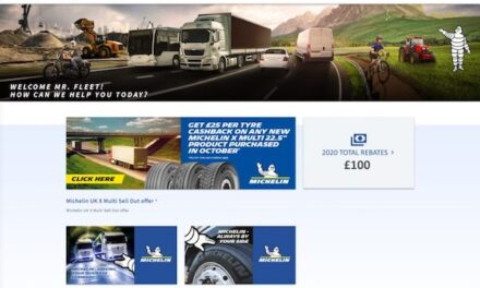 Commercial vehicle operators can access tyre savings and support via new Michelin MyPortal