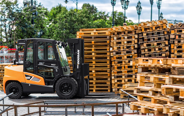 Doosan launches LIN-Q Smart Telematics
