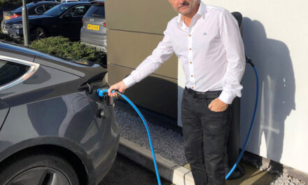 Radius Goes Electric With a 50 Percent Stake in Chargepoint Europe