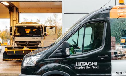 New CV compliance scheduling software at the heart of Hitachi's implementation of its new Jaama Key2 asset/fleet management platform