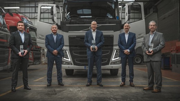 BACK-TO-BACK  SUCCESS  AS  THOMAS  HARDIE  COMMERCIALS  IS  CROWNED  DEALER OF THE YEAR