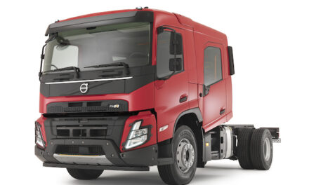 LAUNCH OF THE NEW VOLVO FM AND FMX WITH CREW CAB FOR FIRE SERVICEVEHICLES