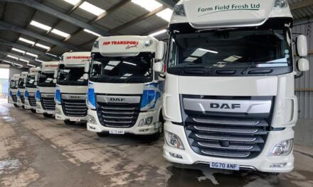 JHP Transport chooses Asset Alliance Group to grow and upgrade its fleet