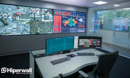 Sharp NEC Display Solutions and Hiperwall partner to bring new Hiperwall 7.0 to the control room