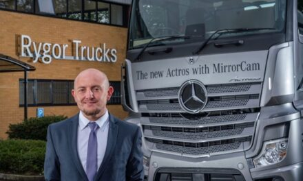 Sean Joyce Promoted to Service Director at Rygor Commercials