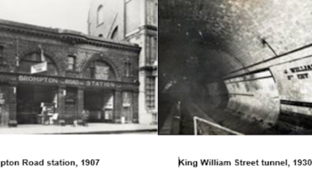 London Transport Museum launches new Hidden London virtual tours for groups