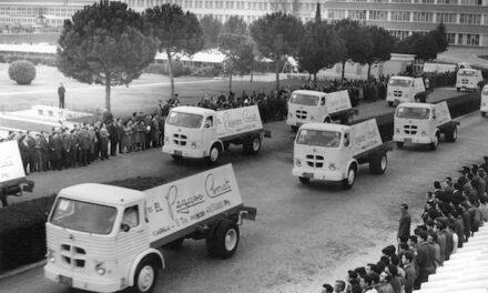 IVECO celebrates 75th anniversary of heritage brand Pegaso