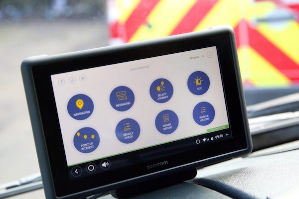 NEW TECHNOLOGY CHAMPION AIMS TO POSITION FRAIKIN AS LEADERS IN VEHICLE DATA AND CONNECTED TECHNOLOGIES