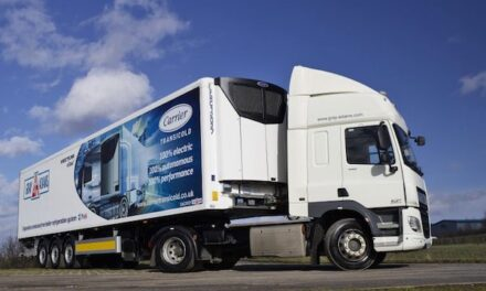 Carrier Transicold and Gray & Adams to Bring All-Electric Autonomous Vector eCool System to UK Roads