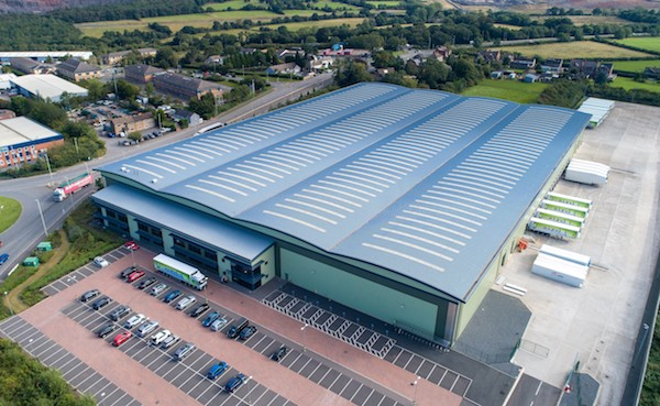 UK Retailers and Wholesalers Benefitting from Central Location for Chilled Cross Docked Pallets