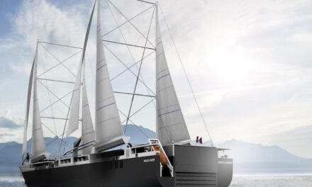 Michelin choses NEOLINE to Ship Cargo by Sail