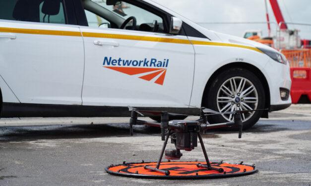 Network Rail Appoints Dronecloud to supply Enterprise level Drone Management Platform