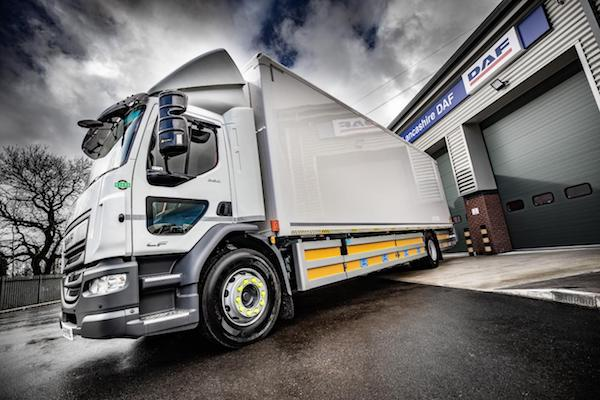 Largest UK Order for Carrier Transicold Engineless Refrigeration Technology Helps Petit Forestier Offer Improved Sustainability Option