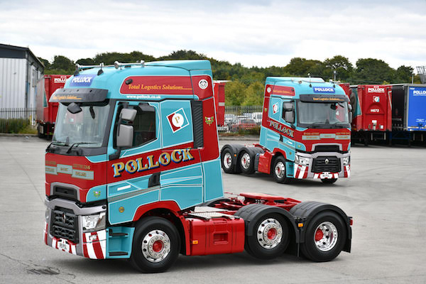 Business as usual as Gregory Distribution acquires Pollock (Scotrans) Ltd