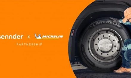 Michelin enters into partnership with digital freight forwarder, sennder