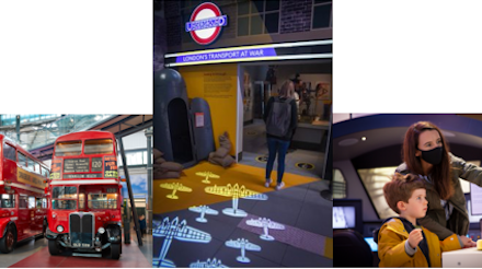 £875,000 boost for London Transport Museum