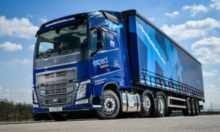 LOGISTICS FIRM EXPECTS THE BEST AFTER GOING BACK TO VOLVO