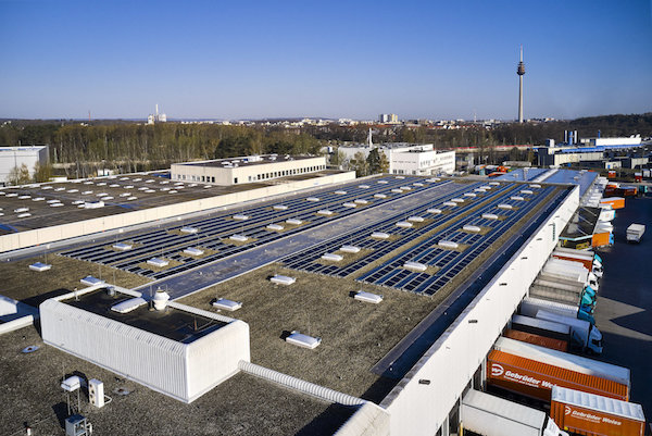 Gebrüder Weiss puts more photovoltaic systems into service