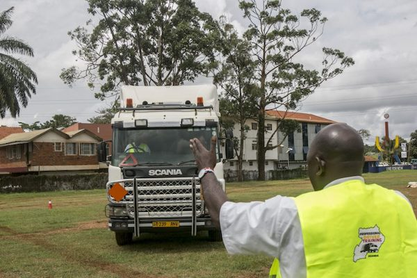 TRANSAID'S UGANDAN PROFESSIONAL DRIVER TRAINING PROJECT 'EQUIPPED 100 PER CENT OF DRIVERS WITH JOB-READY SKILLS