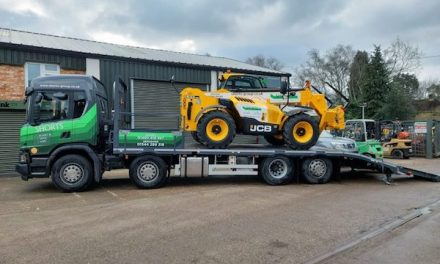 SHORTS GROUP AND ANDOVER TRAILERS BUILD ON 20-YEAR RELATIONSHIP WITH NEW 32-TONNE PLANT BODY