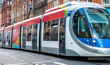 West Midlands tram network goes digital