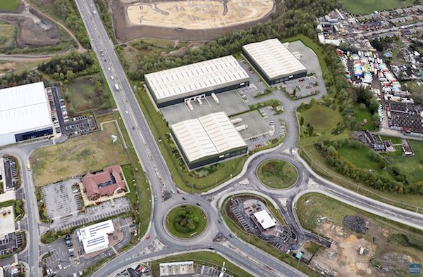 GREGORY SUBMITS PLANS TO DEVELOP M1  LOGISTICS SITE