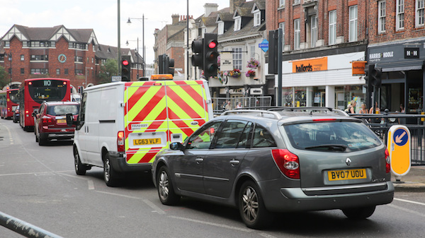 Smart sensors will give new insights into people and transport movements in the borough's busiest areas