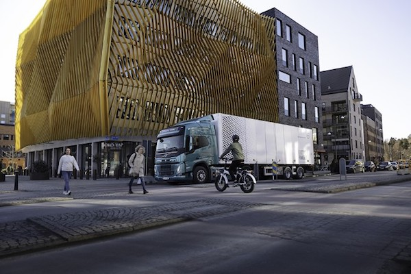 VOLVO TRUCKS ADDS UNIQUE SOUNDS TO ITS ELECTRIC RANGE
