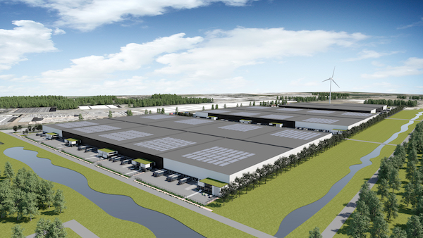 P&O FERRYMASTERS BUILDS NEW 10,000m2  WAREHOUSE AT GENK TO OFFER PORT-CENTRIC LOGISTICS SOLUTIONS