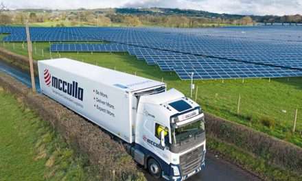 McCulla Protects Fridge Power with Solar Technology from Genie Insights