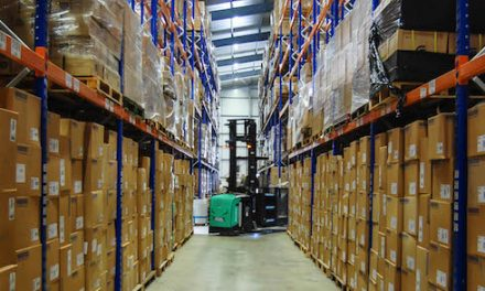 Warehouse automation opinion piece from Walker Logistics